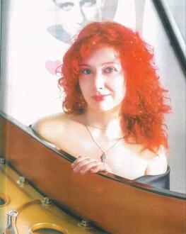 #concertdeacasa Mădălina Dănilă, pian De la Philadelphia, SUA, direct în casele noastre.