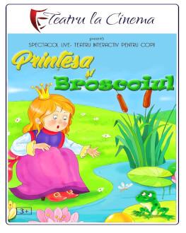 Prințesa și broscoiul – Teatru la Cinema ONLINE