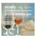 REVINO CHEESE & WINE SHOW 2020 Ediție Specială