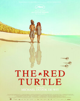 La tortue rouge / Țestoasa roșie ARTA-Acasă