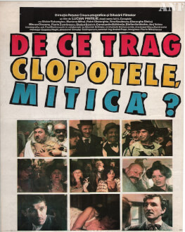 DE CE TRAG CLOPOTELE, MITICĂ? / WHY ARE THE BELLS RINGING, MITICA? Cinemateca Online