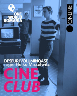 """Deșeuri voluminoase"" (""Spermull"", regia Helke Misselwitz, Germania, 1991) Cineclub One World Romania"
