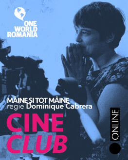"""Mâine și tot mâine - Jurnal din 1995"" (""Demain et encore demain, journal 1995"", regia Dominique Cabrera, Franța, 1995) Cineclub One World Romania"