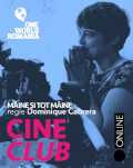 """Mâine și tot mâine - Jurnal din 1995"" (""Demain et encore demain, journal 1995"", regia Dominique Cabrera, Franța, 1995) Cineclub One World Romania"