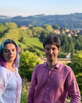 #concertdeacasa Felicia Pașca, violă & Igor Andreev, pian Yin si Yang la Berna, Elveția / Yin and Yang in Bern, Switzerland