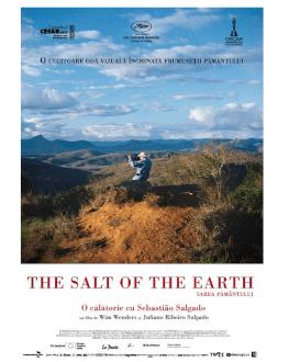The Salt of the Earth / Sarea pământului [Art in cinema] [Focus Wim Wenders]