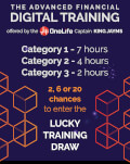 The Advanced Financial Digital Training Offered by The OneLife Captain KING JAYMS