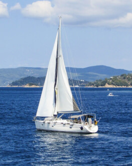 8 zile de yachting in Mediterana