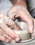 Atelier de ceramica decorativa, olarit si pictura pe ceramica