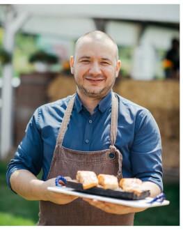 Be a cooking star: propria ta emisiune de cooking alaturi de Marius Tudosiei