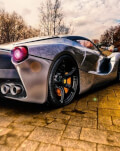 Condu un Ferrari timp de 2 zile intr-o super experienta in zona lacului Como
