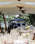 Idee de cerere in casatorie - cerere in casatorie sub lumina unor reflectoare originale hollywoodiene in crama unui conac