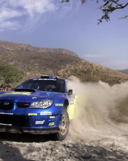 Testeaza o masina de raliu BMW sau Golf GTI pe un circuit profesionist