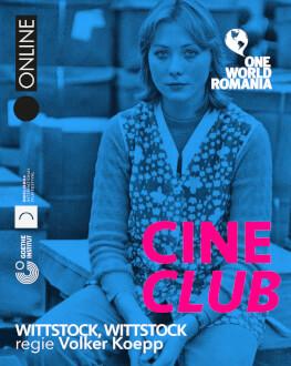 WITTSTOCK, WITTSTOCK Cineclub One World Romania