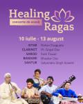 Abonament HEALING RAGAS Concerte online de muzică clasică indiană