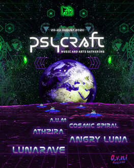 Psycraft Gathering 2020 - Overview Effect