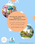 Călătoria în jurul lumii cu Tzitzi și Poc Aventurile Tzitzi-Poc