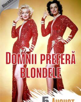 Domnii preferă blondele CineFilm