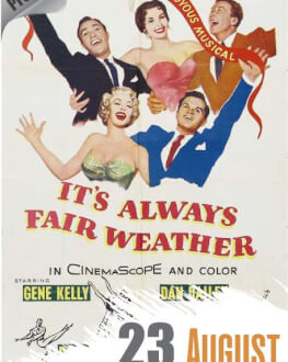 It's Always Fair Weather CineFilm
