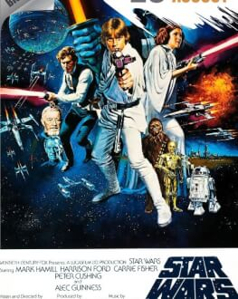 Star Wars: Episode IV - A New Hope CineFilm