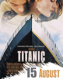 Titanic CineFilm