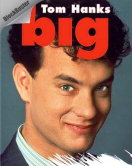 Vreau să fiu mare (Big) CineFilm