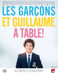 LES GARÇONS ET GUILLAUME, À TABLE! / BĂIEȚII ȘI GUILLAUME, LA MASĂ! ELVIRE POPESCO OUTDOOR
