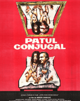 PATUL CONJUGAL / THE CONJUGAL BED Cinemateca Online