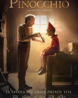 Decernarea Premiilor Concert live Surorile Osoianu si proiectia filmului Pinocchio