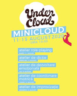 MINICLOUD - atelier de teatru pentru copii UNDERCLOUD #13