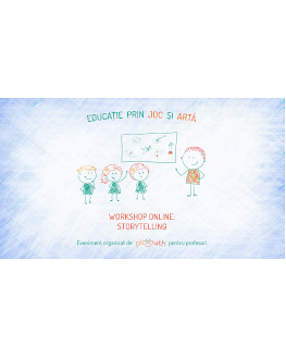 Workshop online: Storytelling
