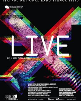 Live 1.01. - 31.12.2021 Online, TNRS - SCENA DIGITALA