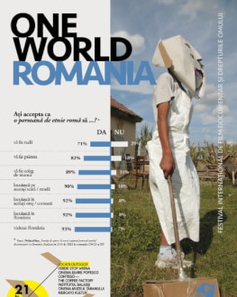 Full Festival Pass Online ONE WORLD ROMANIA #13 ONE WORLD ROMANIA #13