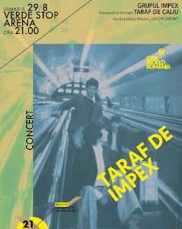 Latcho drom + Concert Taraf de IMPEX ONE WORLD ROMANIA #13