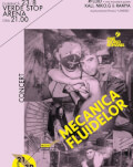 Lemebel + Concert Mecanica #FLUID-elor ONE WORLD ROMANIA #13