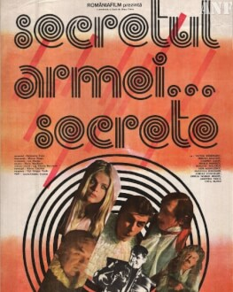 SECRETUL ARMEI … SECRETE /  THE SECRET OF THE SECRET WEAPON Cinemateca Online