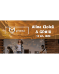 Alina Ciolcă & GRAIU LIVE @ RURAL : Blues, roots, etno-fusion, Balkan & more