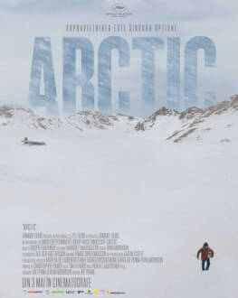 Arctic / Arctic Cinema sub clar de lună