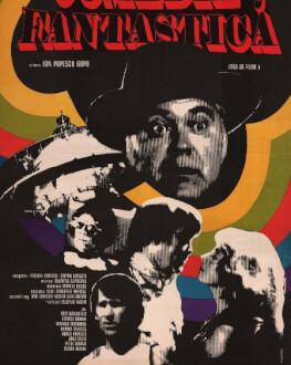 COMEDIE FANTASTICĂ / A FANTASTIC COMEDY Cinemateca Online