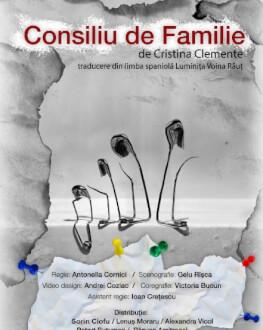 Consiliu de familie de Cristina Clemente