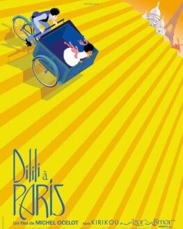 DILILI À PARIS / DILILI LA PARIS Saturday, 17 July 2021 Cinema Elvire Popesco