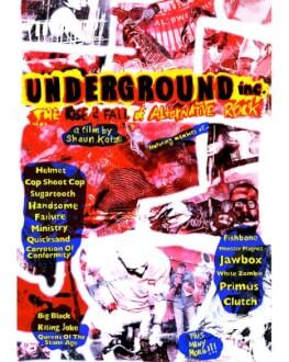 Underground Inc: The Rise & Fall of Alternative Rock (2019) DokStation 5