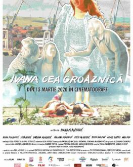 COMPETIȚIE - decernare premiu și proiecția filmului câștigător + IVANA CEA GROAZNICĂ ESTE FILM Festival