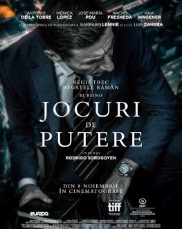 JOCURI DE PUTERE / IL REINO ESTE FILM Festival