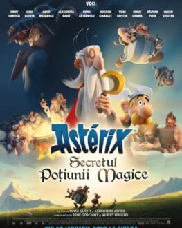 ASTERIX ȘI SECRETUL POȚIUNII MAGICE: PROIECȚIE DE FILM Festivalul CASUTA PITICILOR