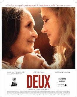 DEUX/ NOI DOUĂ FESTIVALUL FILMULUI FRANCEZ 2020 – IN EXTERIOR