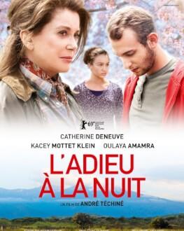 L'ADIEU À LA NUIT/ ADIO ÎN NOAPTE FESTIVALUL FILMULUI FRANCEZ 2020 – IN INTERIOR