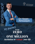 My journey: from 0 to 1 Million Invitation to reshape your life