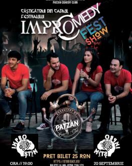 Impro Comedy Fest - Castigatorii