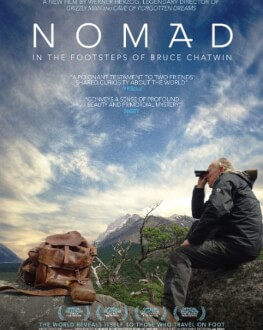 Nomad: In the Footsteps of Bruce Chatwin ITINERAMA TRAVEL FILM FESTIVAL 2020 - IN INTERIOR